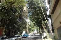 Subida da rua