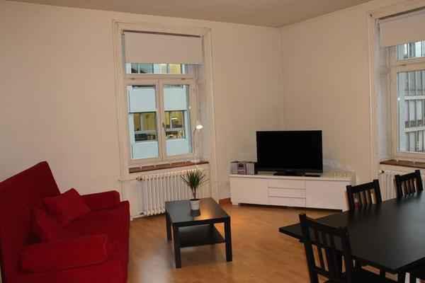 ZH Seefeld Kreuzstrasse Apartment (9940). Zurich ...