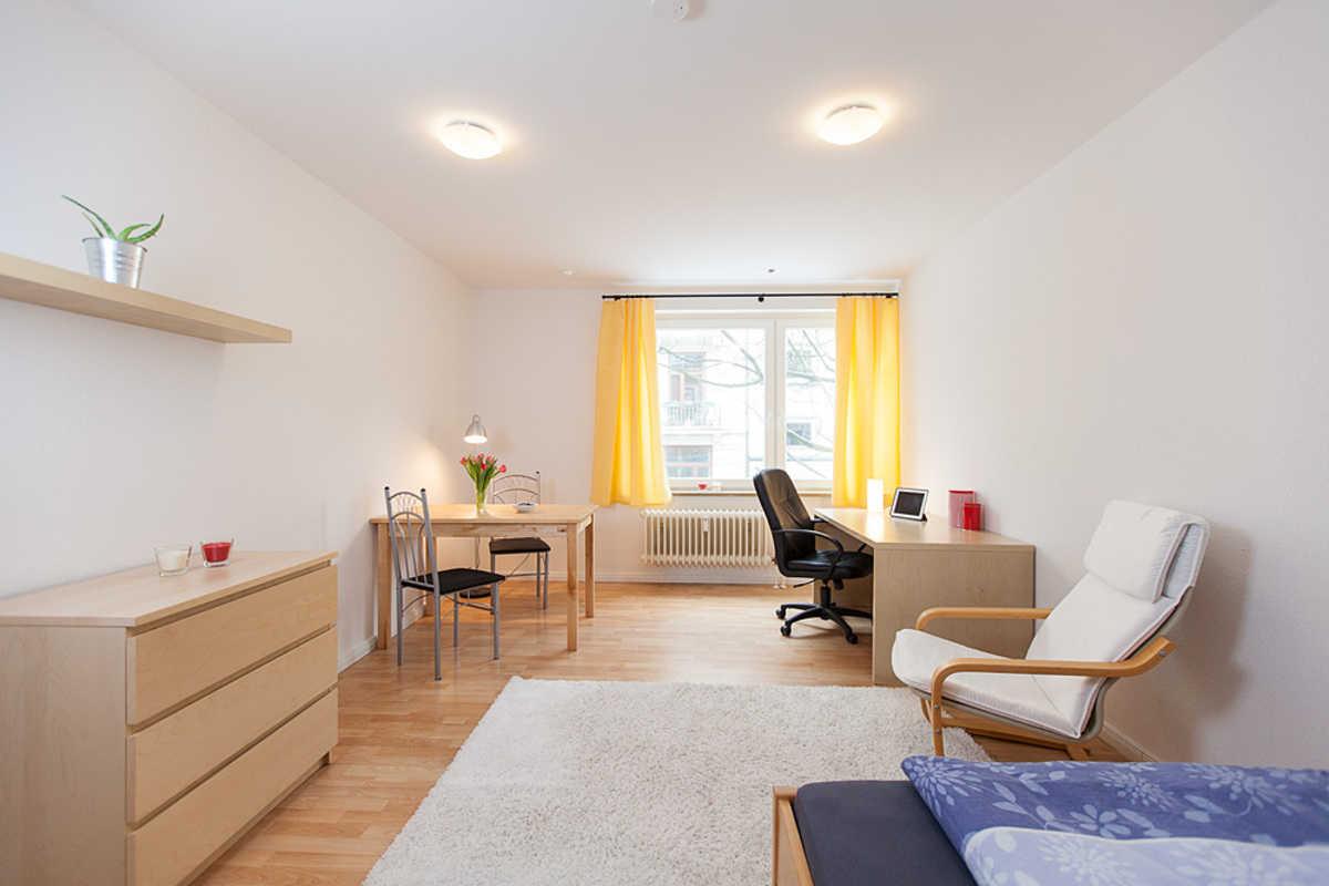 Modernes Zimmer nahe der Universität - Privates Zimmer - Hamburg