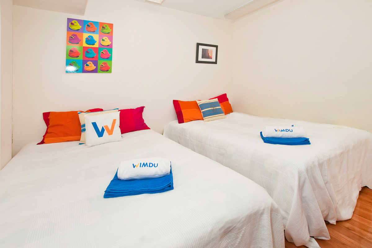 Cosy Room 2 beds NYC Little Italy #33.3 - Private room - New York City