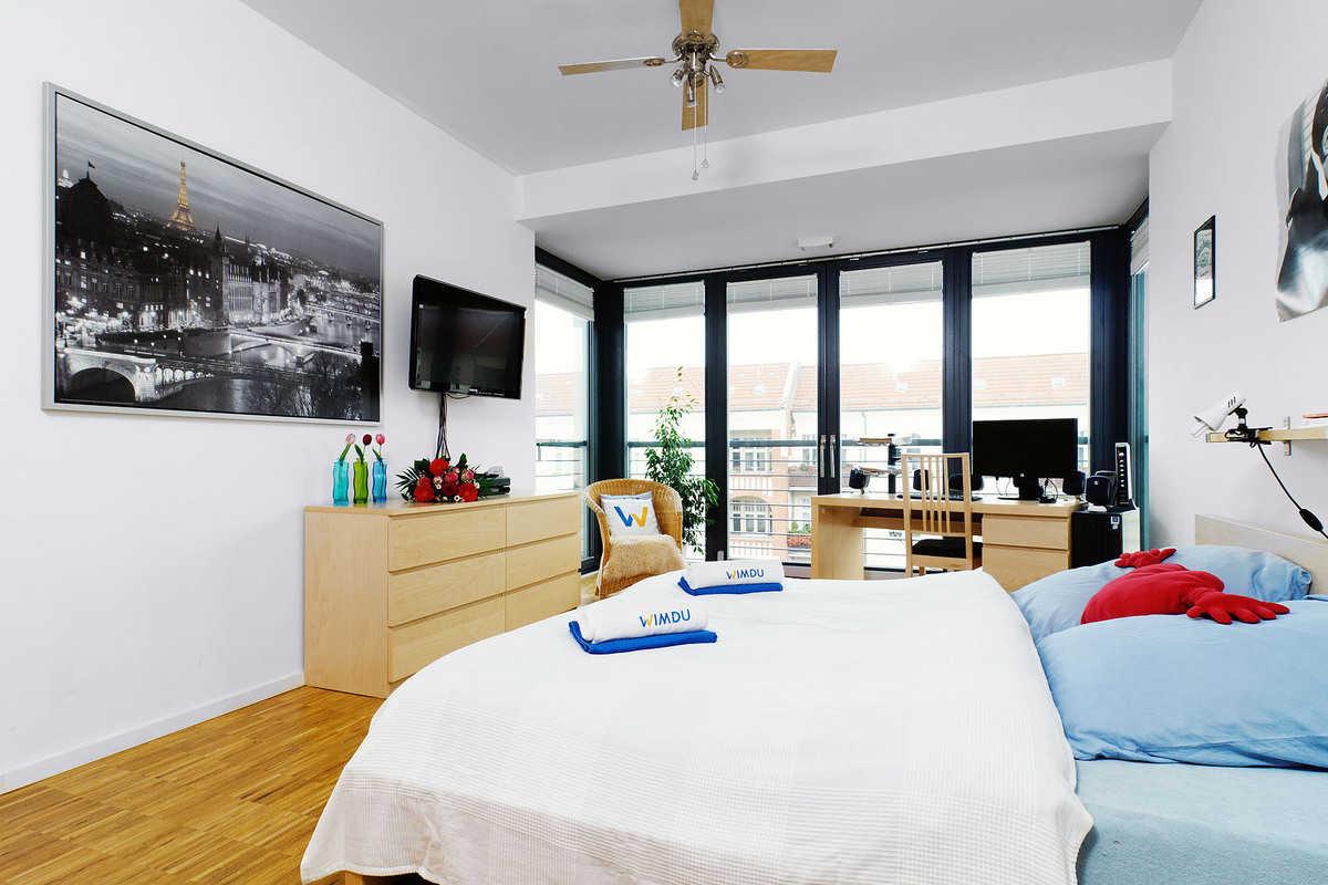 Modernes Zimmer mit tollem Ausblick Z2 - Privates Zimmer - Berlin