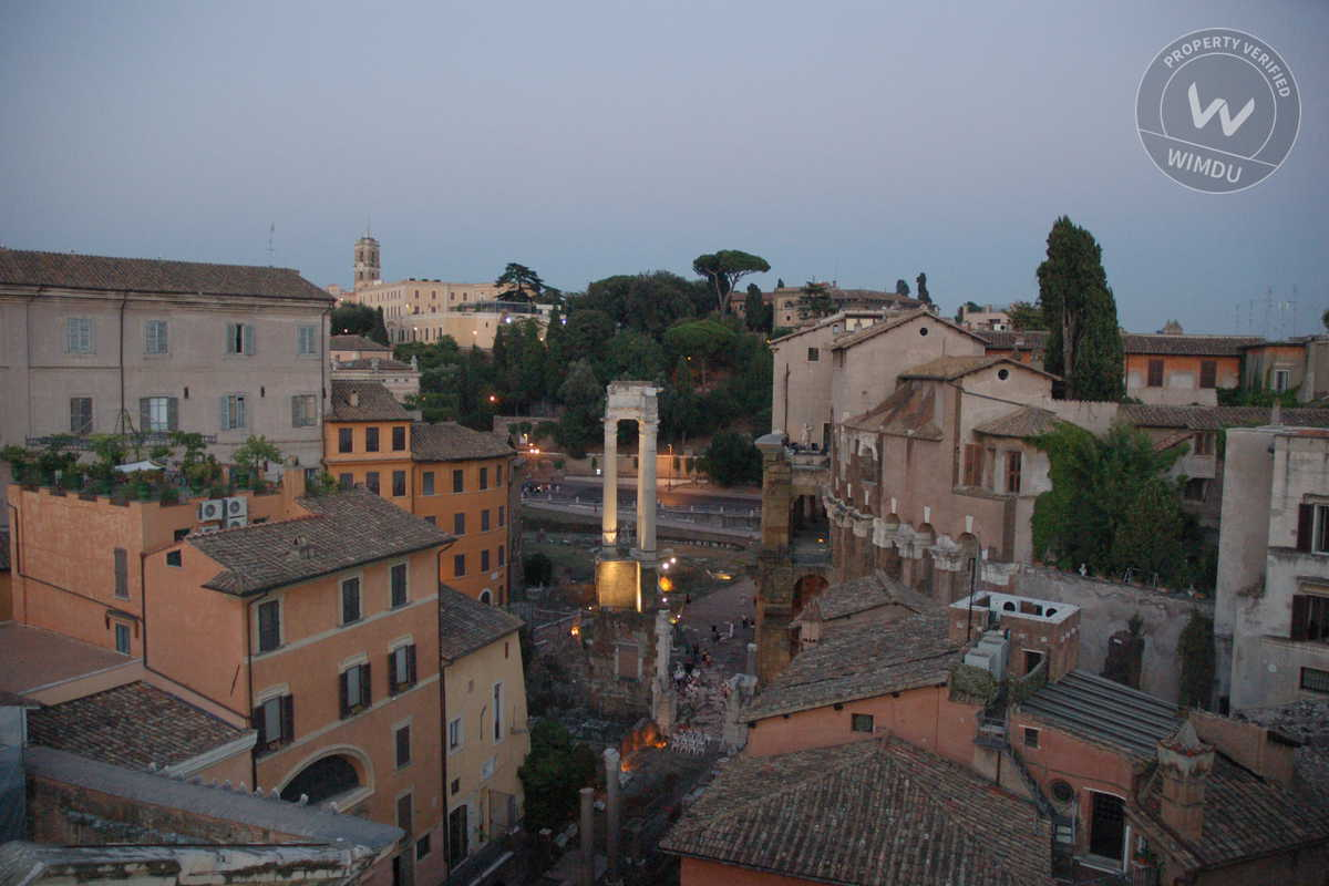 Beautiful Theatre of Marcellus View - Apartment - Rome
