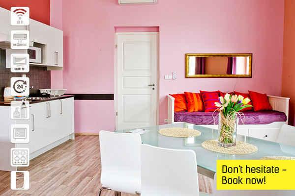 Vacation Rentals and Apartments in Vysehrad 128 00 Prague Prague 2 ...
