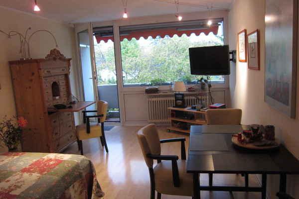 Attractive Small Apartment In Munich North